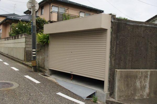 車庫リフォーム